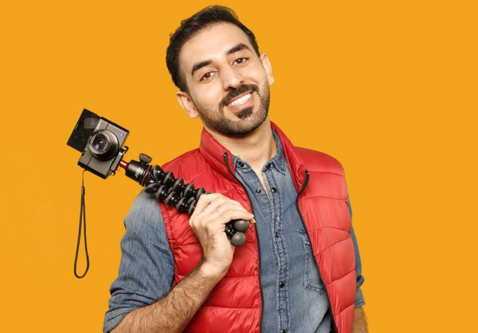 Mohammad Al Balushi 'Hamaky' on sadeem season 2