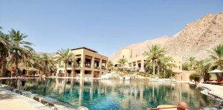 middle eastern spa
