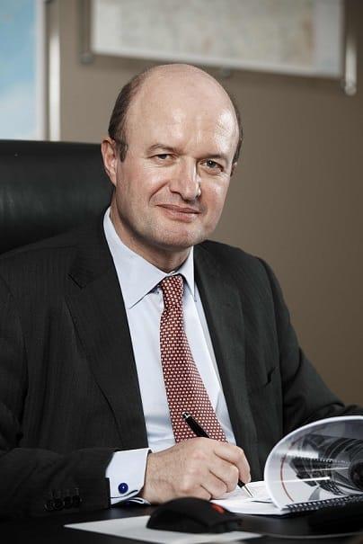 HSBC CEO