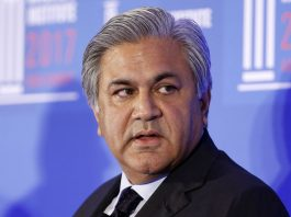 Arif Naqvi, the founder and ex-chief executive officer of Abraaj