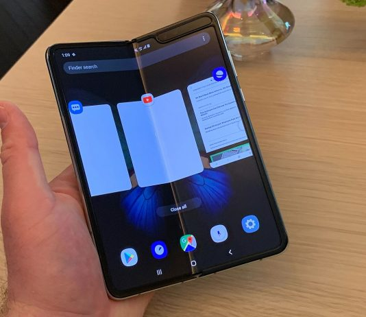 Samsung Galaxy Fold; foldable phones