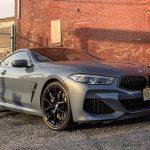 BMW m850i; sports car