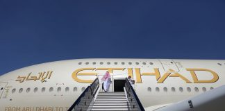 Etihad Airways; airbus