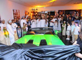 Lamborghini Muscat