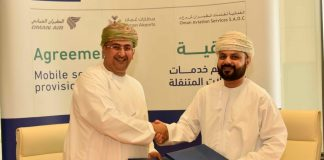 omantel and oman aviation group