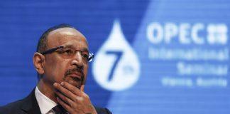 Khalid al-Falih, Saudi Arabia's energy minister