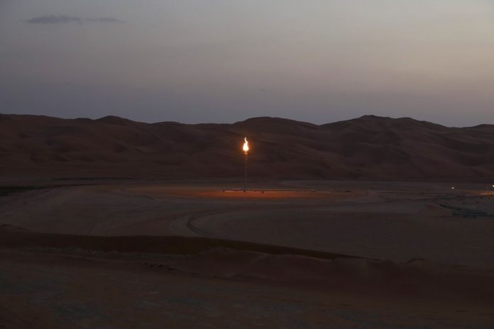 Middle Eastern drilling-rig business; schlumberger