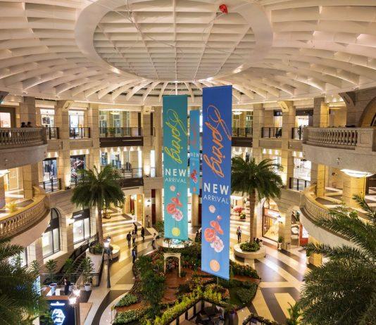 mall in Taipei