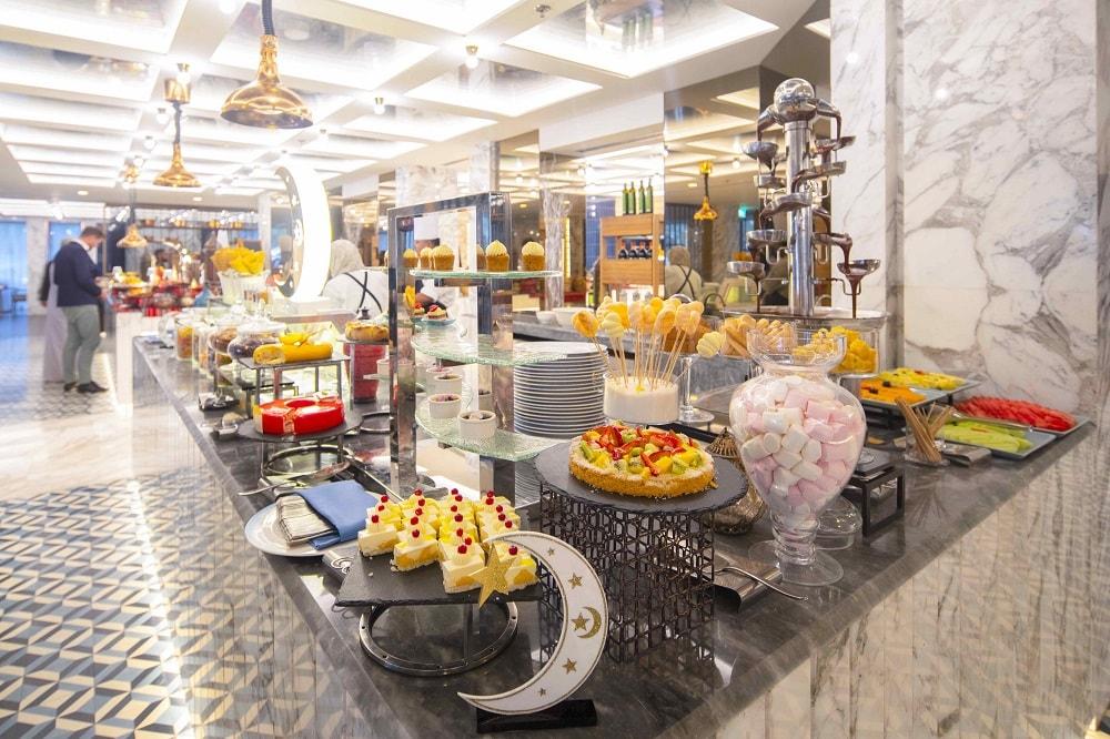Al Bustan Celebrates a Culinary Journey This Ramadan