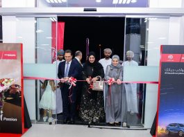 MHD LLC Automotive launches brand new MG showroom