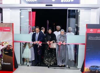 MHD LLC Automotive launches brand new MG showroom