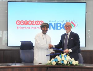 Ooredoo Joins Forces with National Bank of Oman