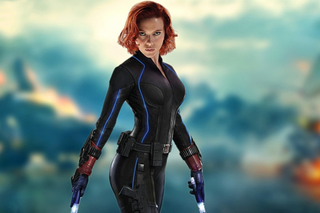 MCU News: Black Widow First Set Photos Revealed! Scarlett