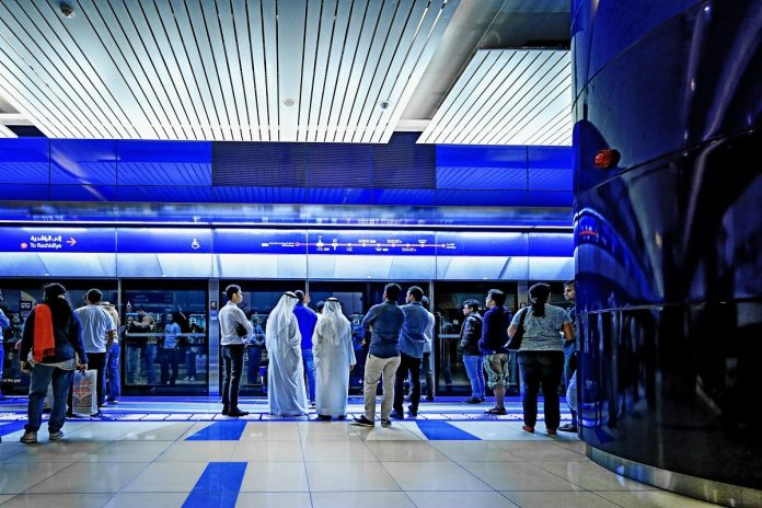 Business conditions in Dubai's non-oil private sector improved at the fastest rate in over 4 years in April as companies offered lower prices to win orders