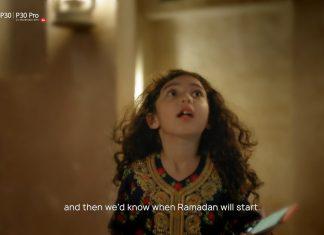 Huawei's Ramadan Campaign