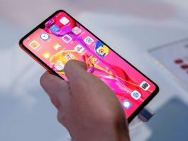 Huawei P30 smartphone android updates