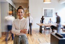 workplace woman work