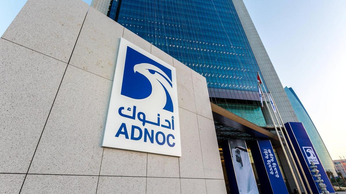 Abu Dhabi Adnoc Acquires 10% Stake in Vitol Oil-Storage Unit