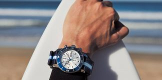 BREITLING dive watch