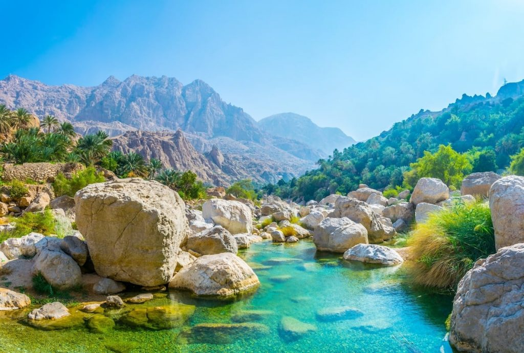 5-Day Travel Itinerary for a Trip to Oman