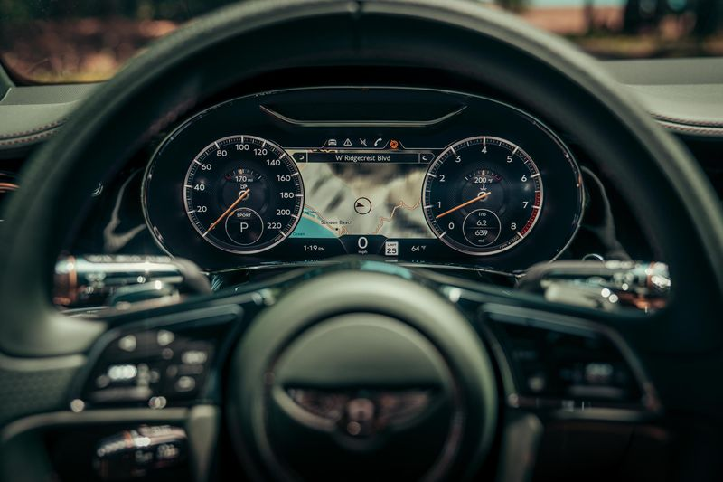 When Less Is So Much More: Driving the 2020 Bentley Continental GT V8