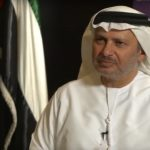 "Tensions in the Gulf can only be addressed politically,"" the U.A.E.'s minister of state for foreign affairs, Anwar Gargash"