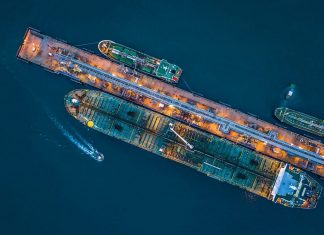 oil tanker; gulf of oman