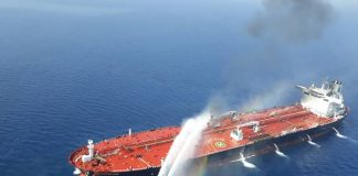 Oil tanker owners face spiraling insurance costs to load cargoes from the world's largest crude-export region after the latest round of attacks on vessels.; war risk in gulf