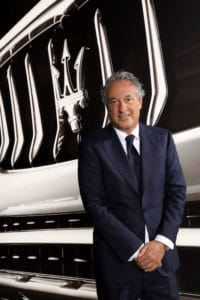 FCA Names Davide Grasso Chief Operating Officer of Maserati