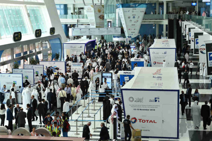 adipec; digital transformation in oil & gas industry in mena