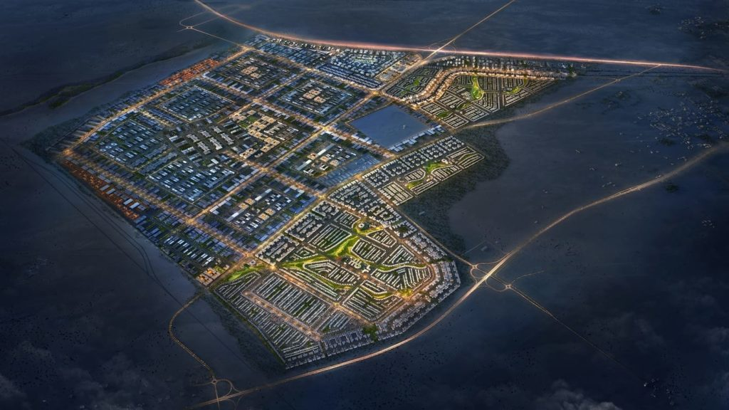Oman's Khazaen Economic City Detailed Master Plan Announced