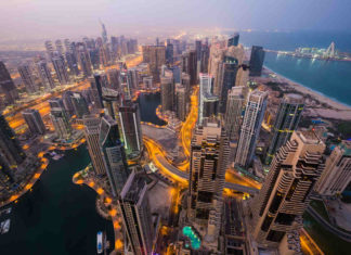 Amlak Finance is nearing a deal to restructure debt for a second time as the Dubai-based Islamic mortgage provider navigates an ongoing property slump; emaar uae