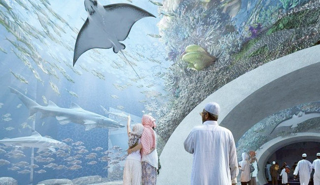 Oman's Retail Sector in Transition Mode