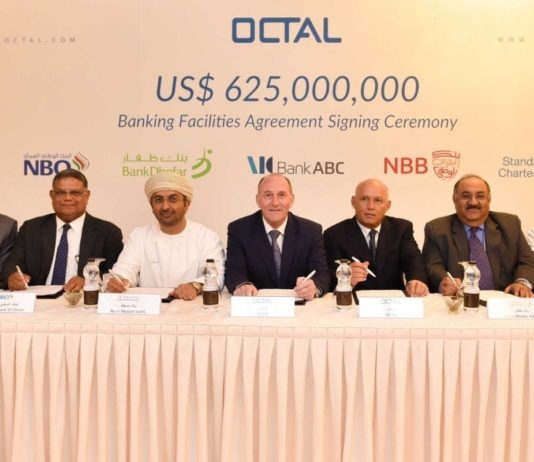 octal signing: OCTAL Secures $625mn to Further Expand PET Sheet Business