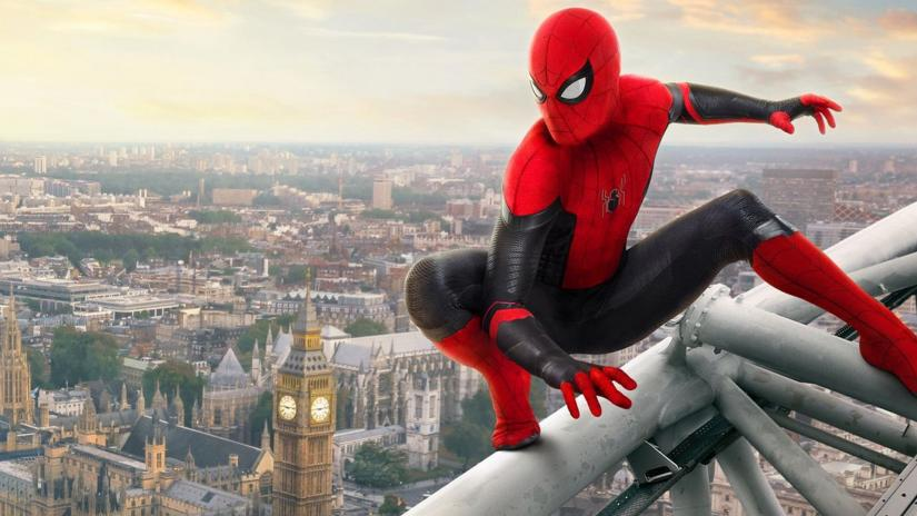 Spider-Man' Scores $93.6 Million in Win for Sony's A-List Hero