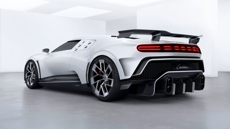 Bugatti Channels Early '90s Supercar Swag in New $8.9 Million Auto