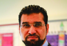 Khalid Al Kayed, CEO Bank Nizwa