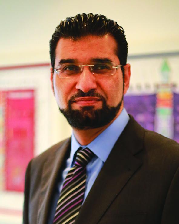 Khalid Al Kayed, CEO Bank Nizwa
