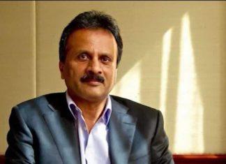 CCD founder VG Siddhartha