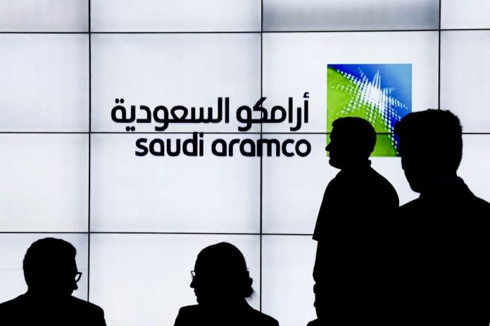 aramco china ipo