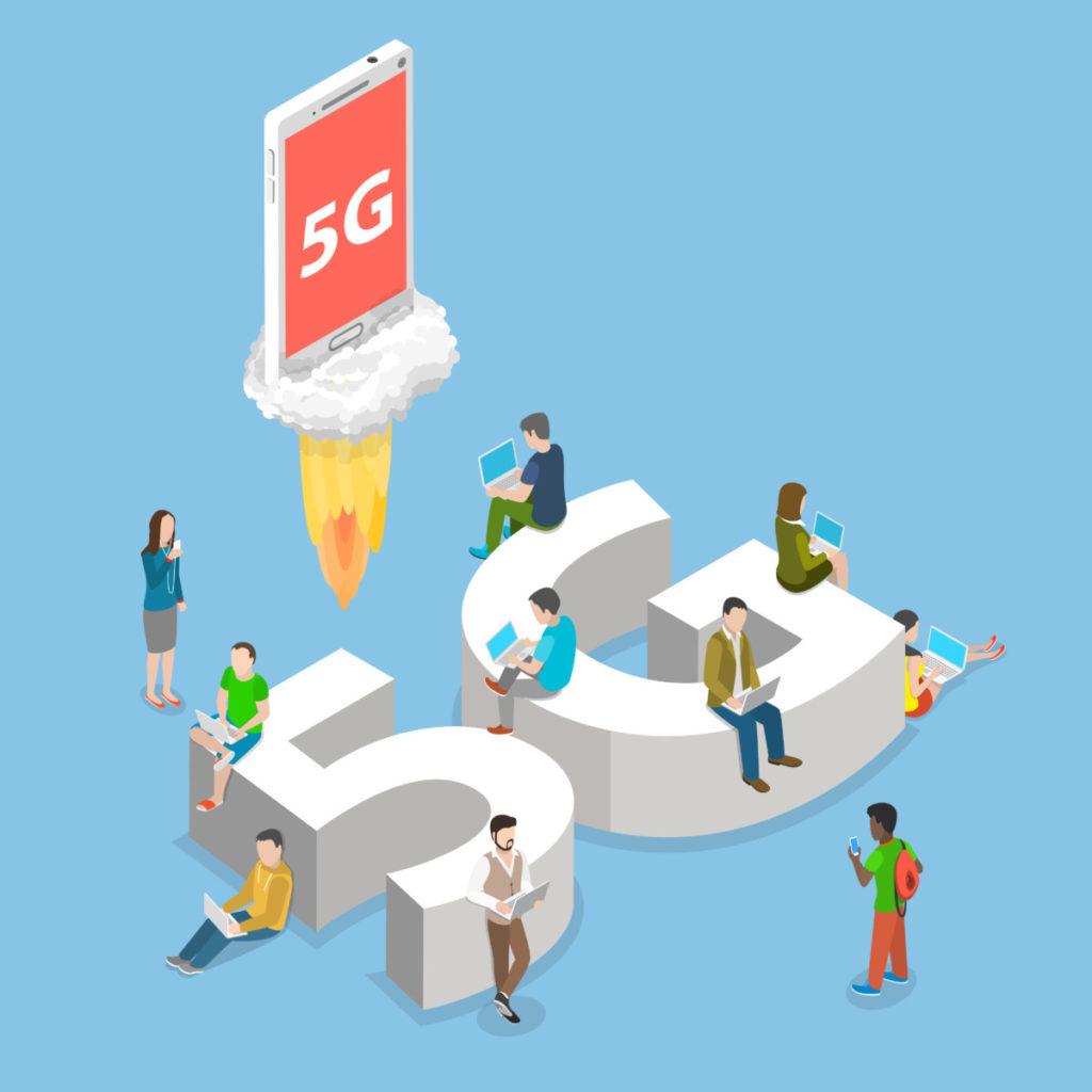 Worldwide 5G Network Infrastructure Revenue to nearly double by 2020