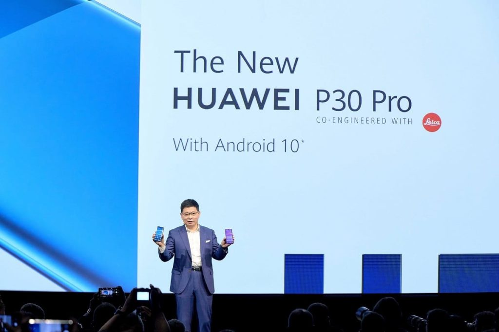 Huawei Unveils World's first 5G SoC: Kirin 990 5G