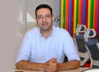Karim Boukarroum, CEO, Talks