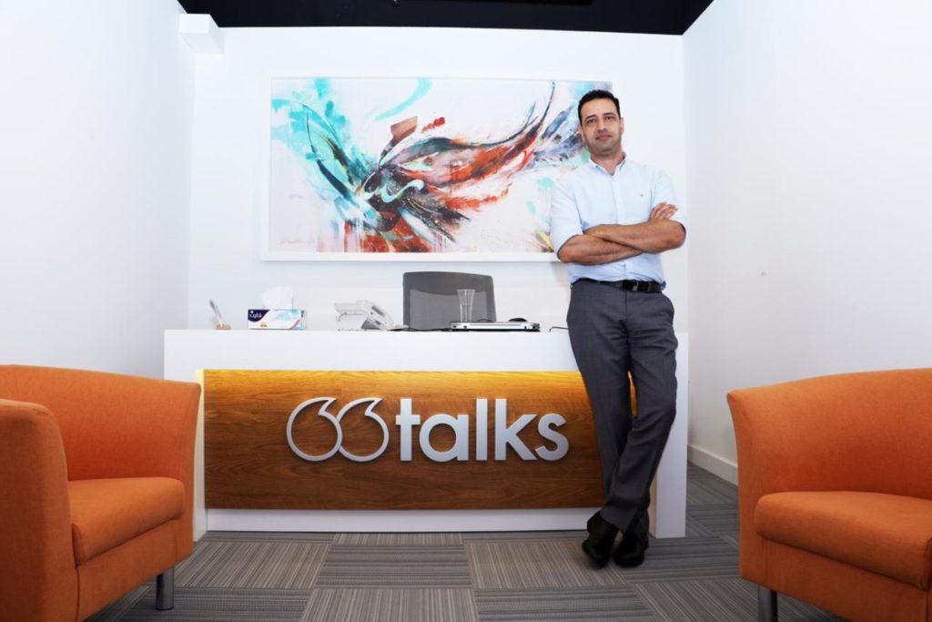 Straight Talk: Interview with Karim Boukarroum, CEO, Talks