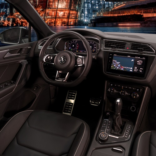 Tiguan goes classy with 'Black Style'