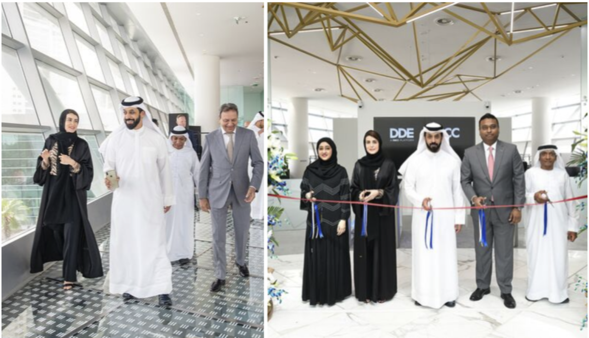 DMCC unveils the largest diamond trading floor in the world