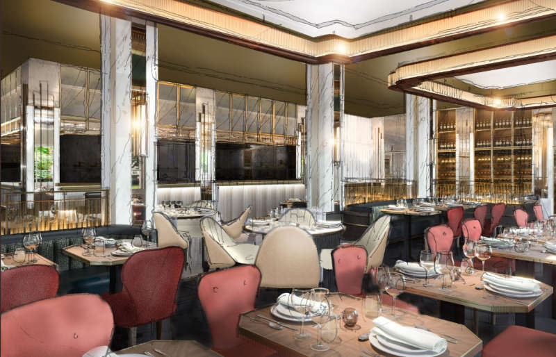 London Readies For Hot New Restaurants Food Dining