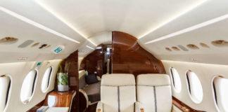 first class in long haul flight