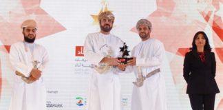 ominvest at AIWA Awards