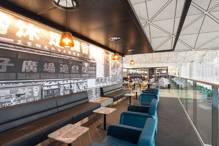 These Are the Most Luxurious Airport Lounges in Asia